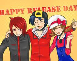 Happy HGSS Release Day by la-coir