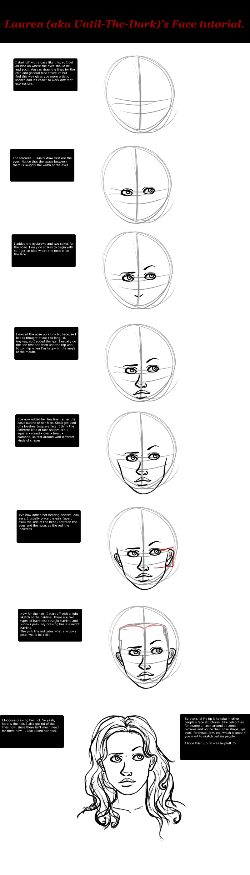 Face Tutorial 2 by Until-The-Dark