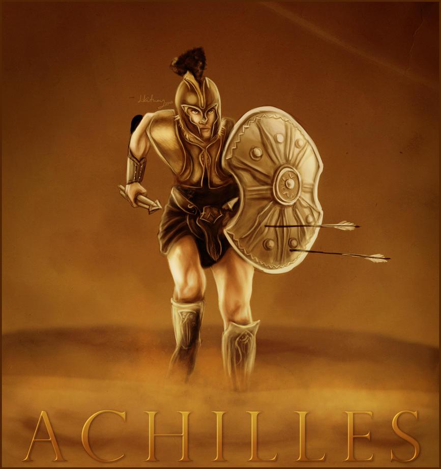 Achilles by Until-The-Dark