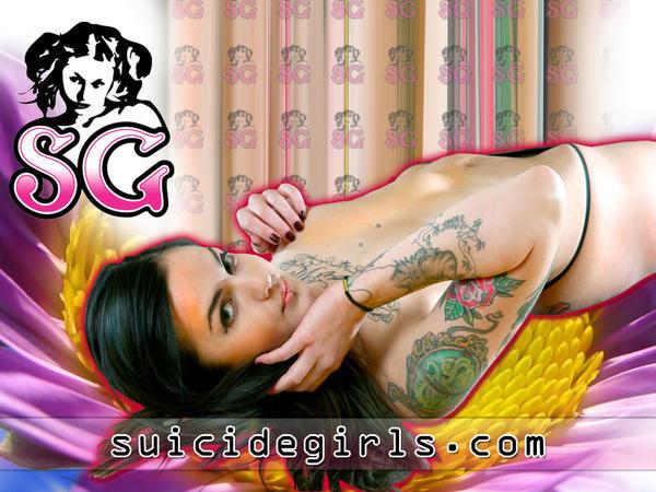 suicide girls wallpaper by tfreddy2008