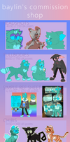 bayIin's commission sheet // OPEN