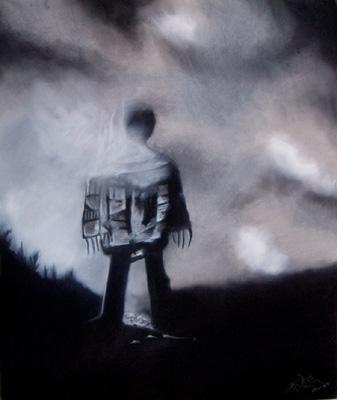 The Wicker Man by noituudenaika