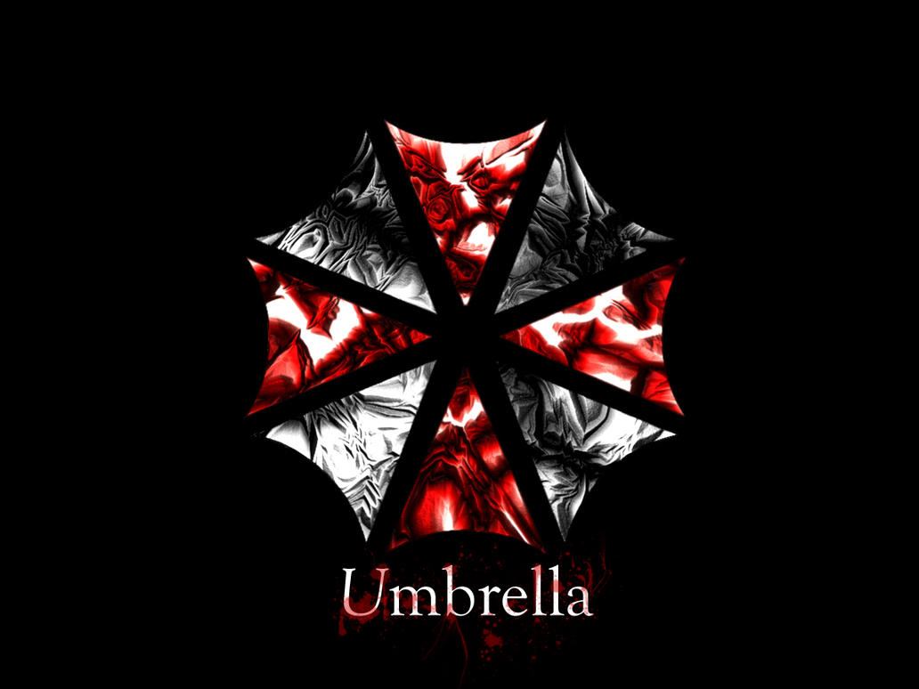 Umbrella corp wallpaper by failing senses on deviantart umbrella corp wallpaper by failing senses voltagebd Images