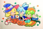 .:Trick or Treat:.