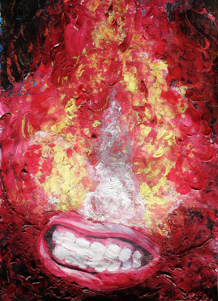 Rage of Hell by HelaLe
