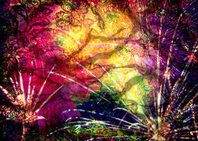 Madness of colors by HelaLe