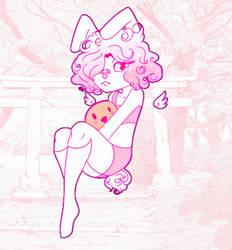 Feeling a little Pink by CreativeOwlet