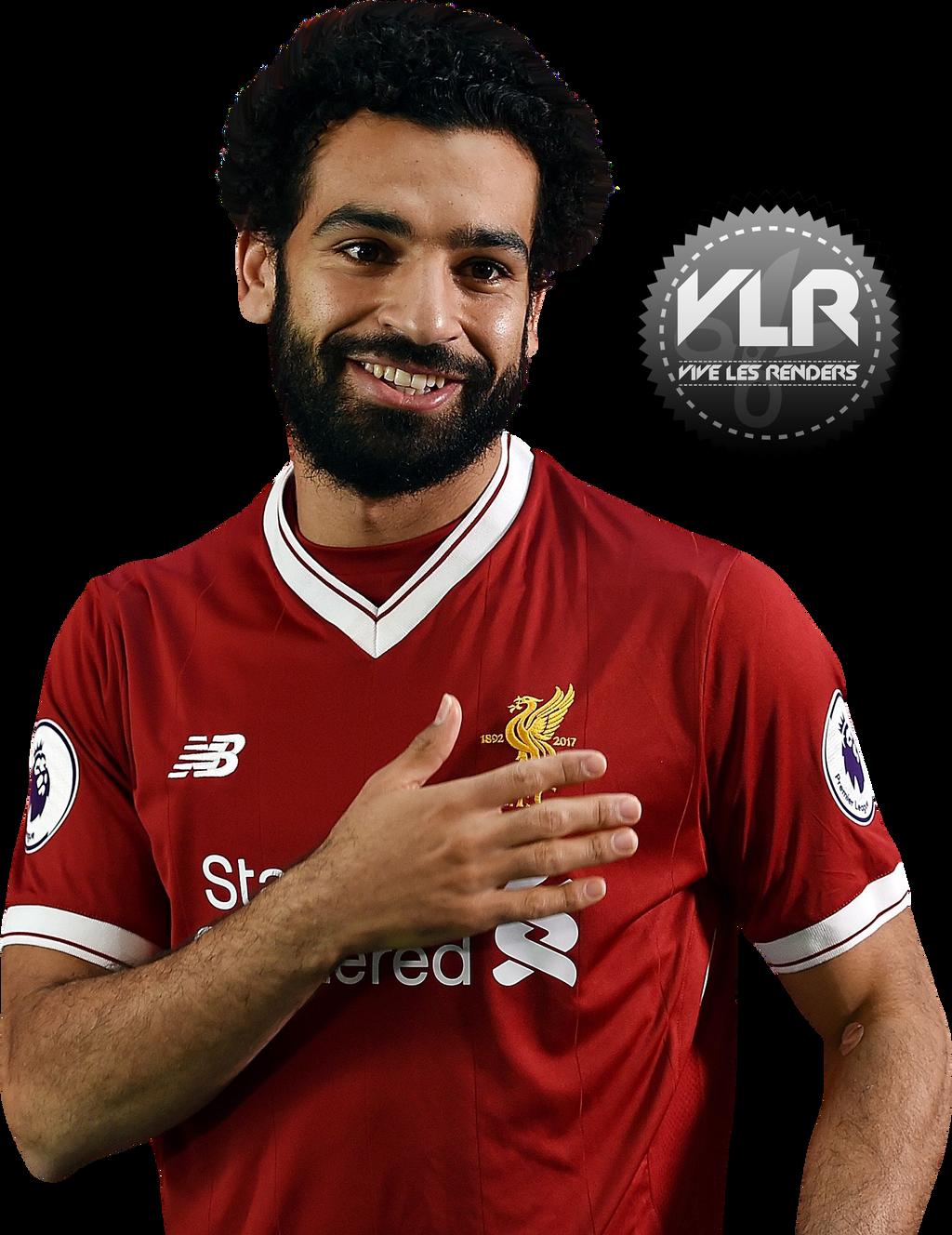 Mohamed Salah by ViveLesRendersFR on DeviantArt