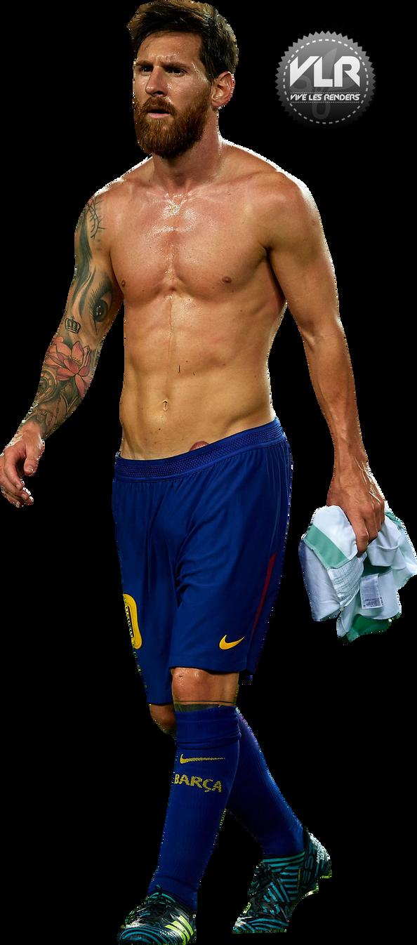 Lionel Messi by ViveLesRendersFR on DeviantArt