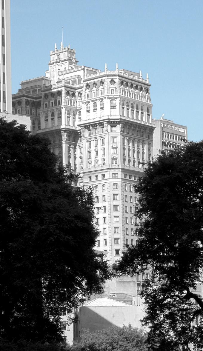 Edificio Martinelli by LionelC