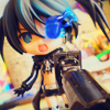 avatar: Black Rock Shooter by akinuy