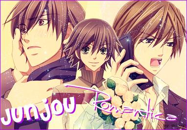 Junjou Romantica by akinuy