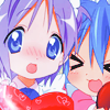Lucky Star happy valentine by akinuy