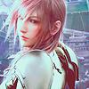 Lightning FFXIII-2 avatar by akinuy
