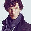 Sherlock avatar by akinuy