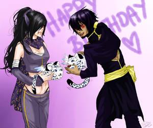 Happy Bday Shiseiki-Kenny