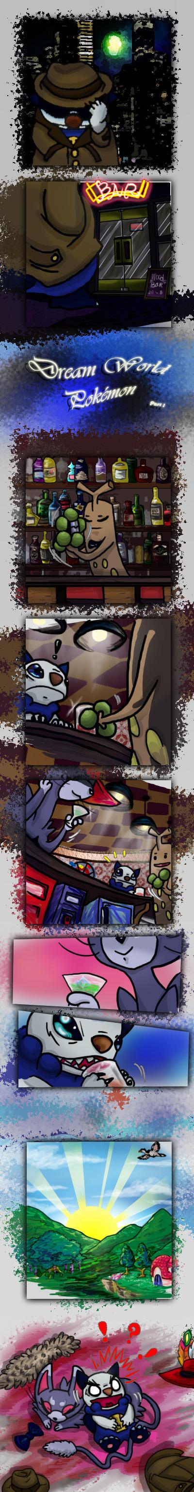 pokemon creepypasta audinos revenge