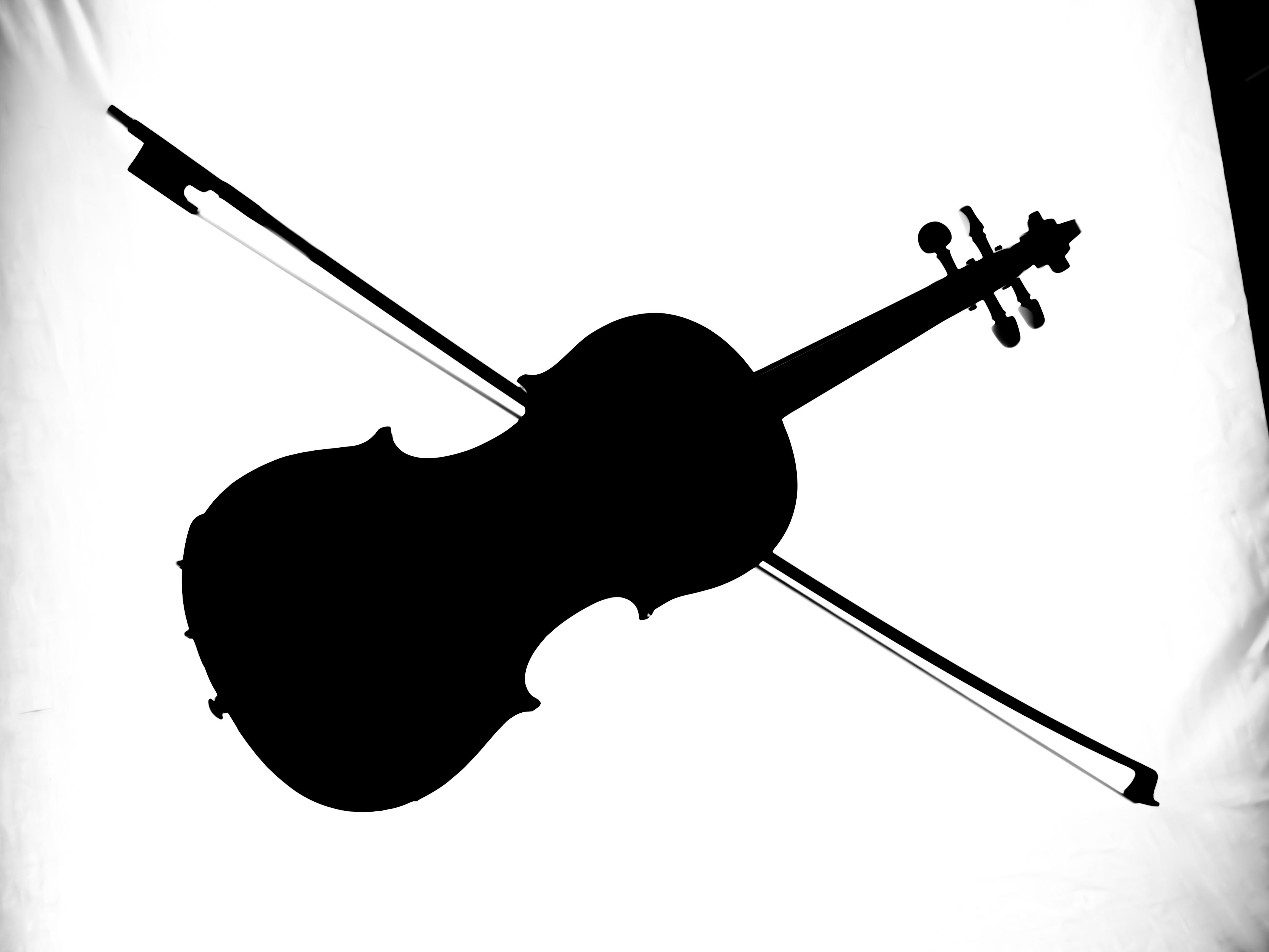 Violin Silhouette | www.imgkid.com - The Image Kid Has It!