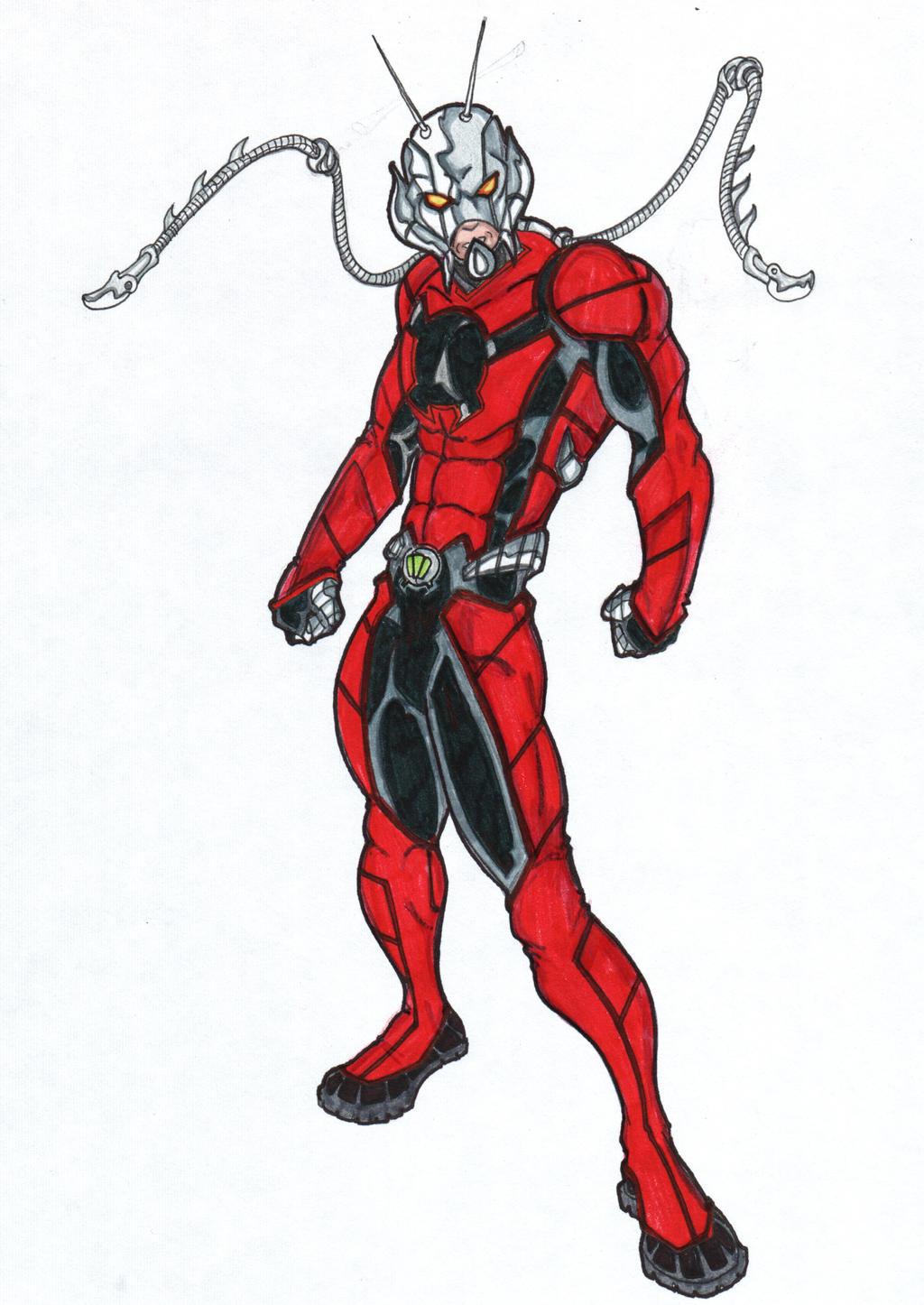 Marvel revolt ant man by frischdvh on deviantart marvel revolt ant man by frischdvh biocorpaavc