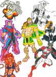2nd Tier Avengers