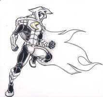 Marvel Revolt: Moon Knight by FrischDVH