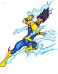 DC Revolt: Savitar