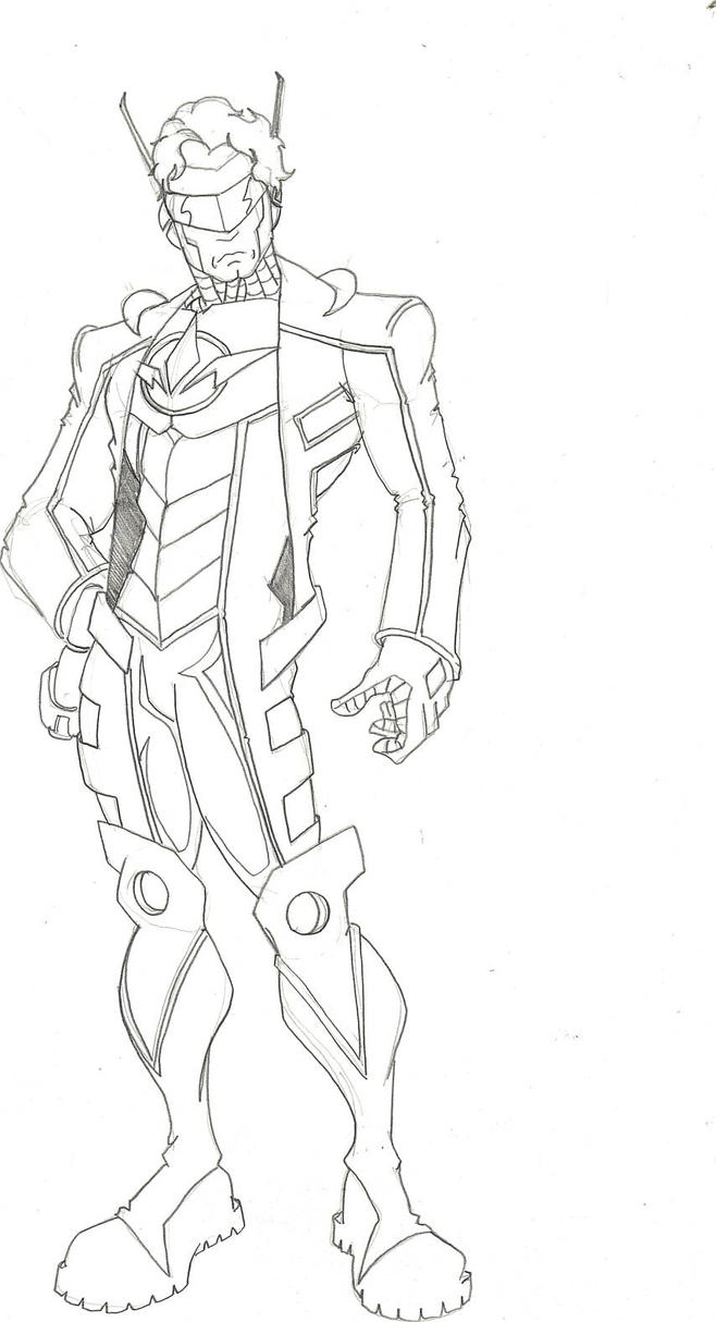 Yellowjacket Redesign WIP by FrischDVH