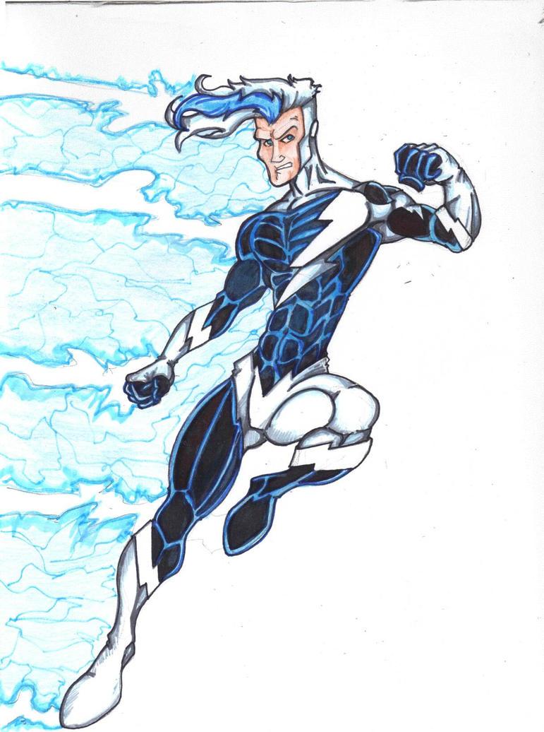 Quicksilver marvel
