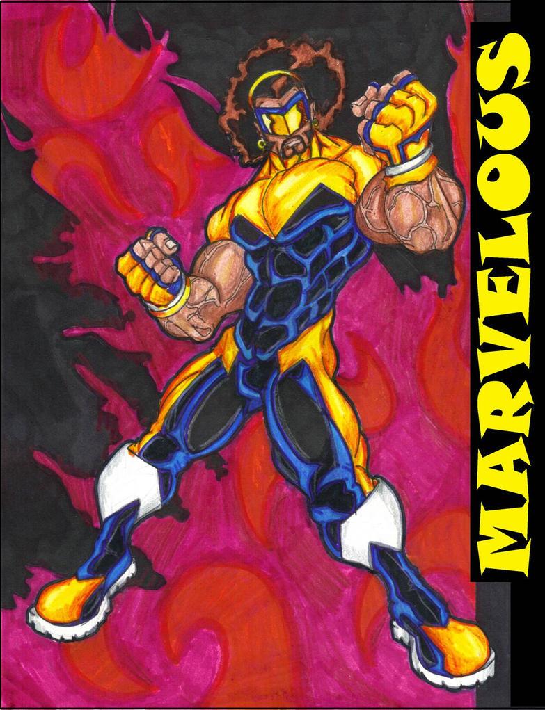 Marvelous: Man of Tungsten  by FrischDVH
