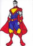 Amalgam: The Man of Steel