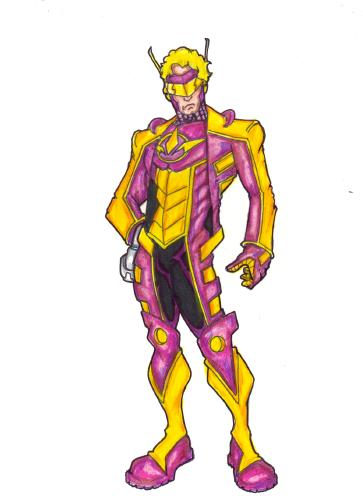 Redesign: Yellowjacket by FrischDVH