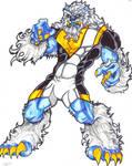 X-Men: The Last Sentinels: The Yeti