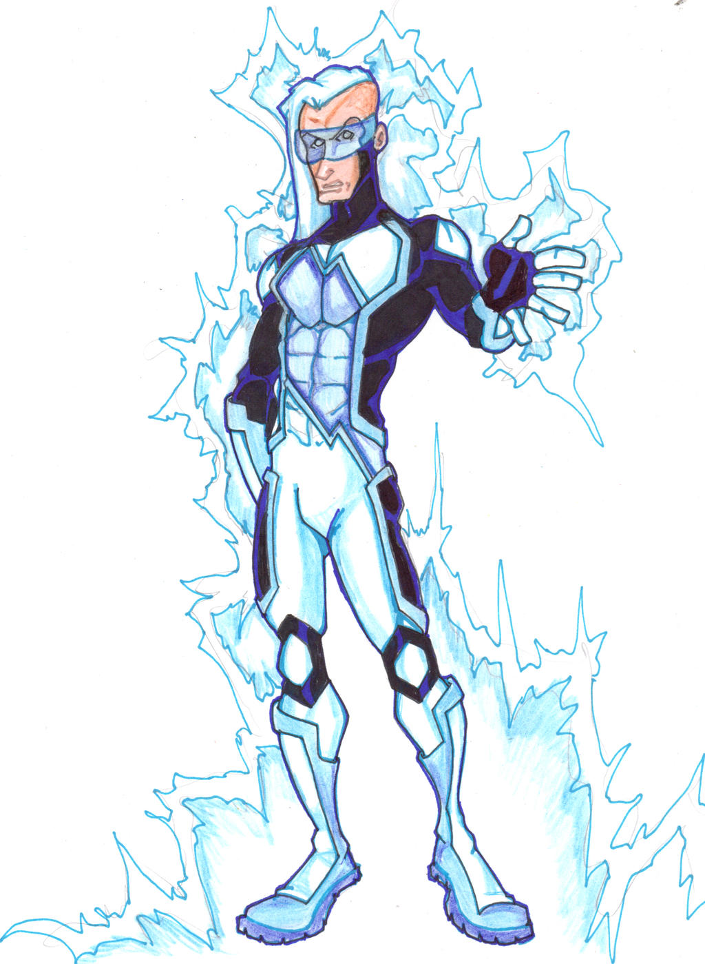 Quicksilver coloring pages - New All Different Uncanny Xmen Quicksilver By Frischdvh On Deviantart