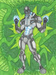 OC: X-RAID by Joe Anthony Berrios