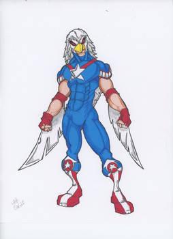 War Eagle Colored
