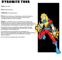 Fox Features REVOLT: Dynamite Thor