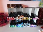 DIY- Marker Storage- FREE!