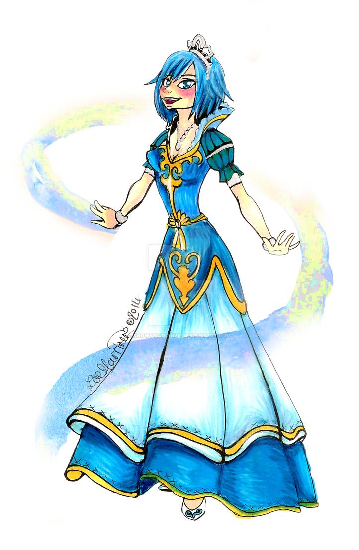 Fantasia princess juvia of fairy tail by snowymarriner on deviantart - Fantasia fairy tail ...