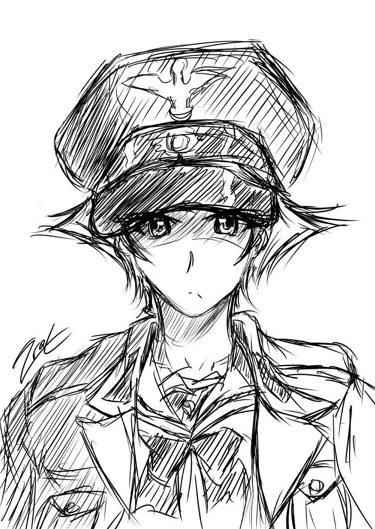 Riko Matsumoto aka Erwin by Zraty