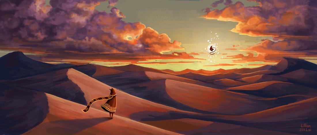 Harmonious in Journey by LillianLai
