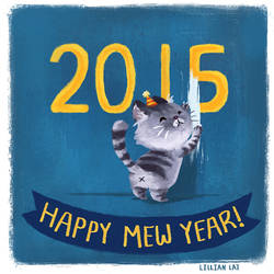 Happy Mew Year! 2016