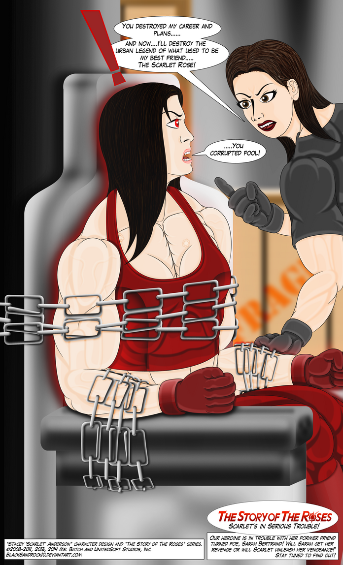 Scarlet's in Serious Trouble by BlackSandrock10