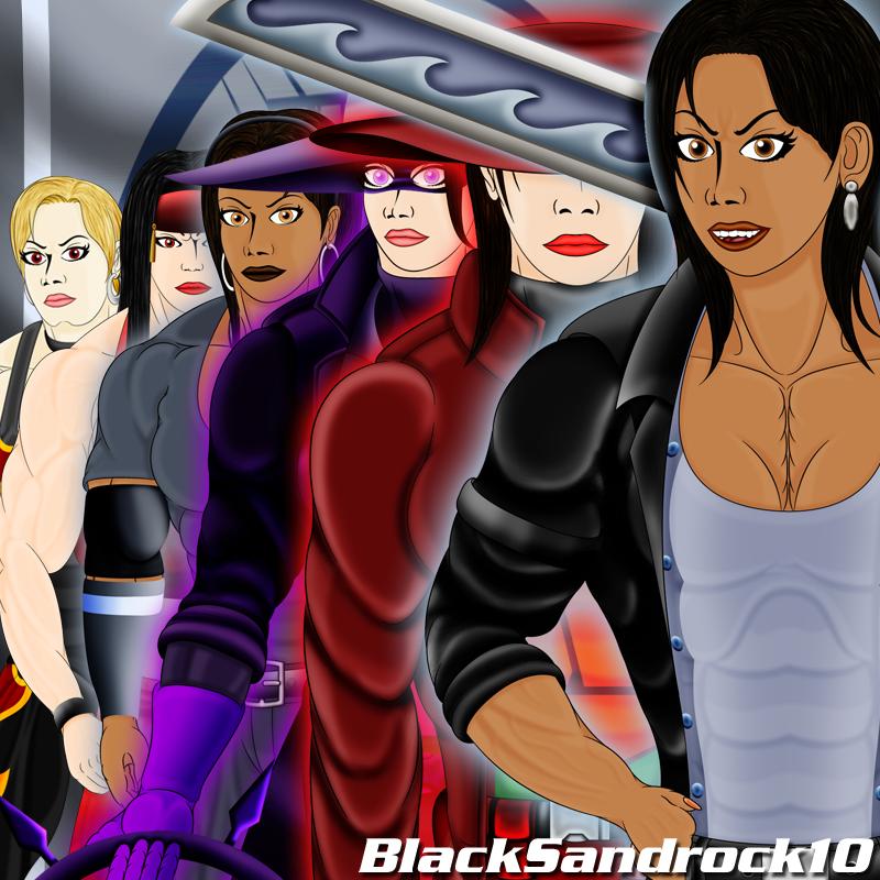 BlackSandrock10's Profile Picture