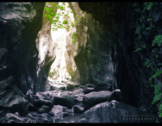 Avakas Gorge by pkritiotis