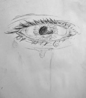 Teary Eyed