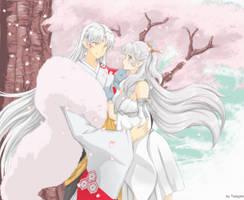 [CE] Meeting under sakura trees