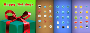 Happy Holidays by IconBlock