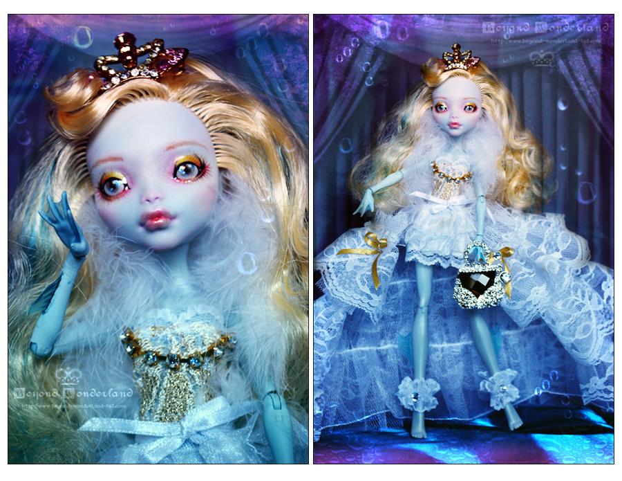 Luria : Undersea Theatre (Lagoona Blue) by MyobiMarishka