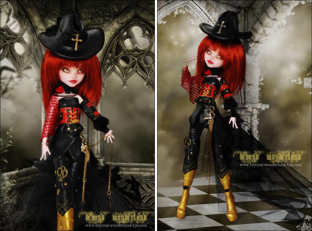 The Demon Hunt: Iraye by MyobiMarishka