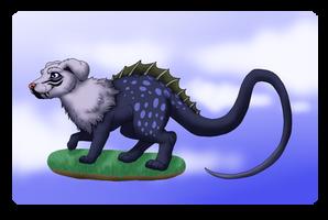 Ax Swamp Dragon DTA